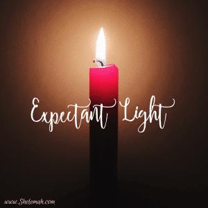 Expectant Light: An Advent Devotional