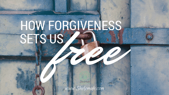 How Forgiveness Sets us Free