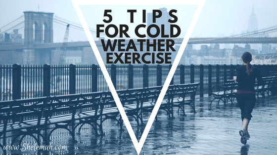 5 Tips for Cold Weather Exercise