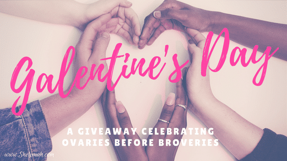 Galentine's Day Giveaway 2017